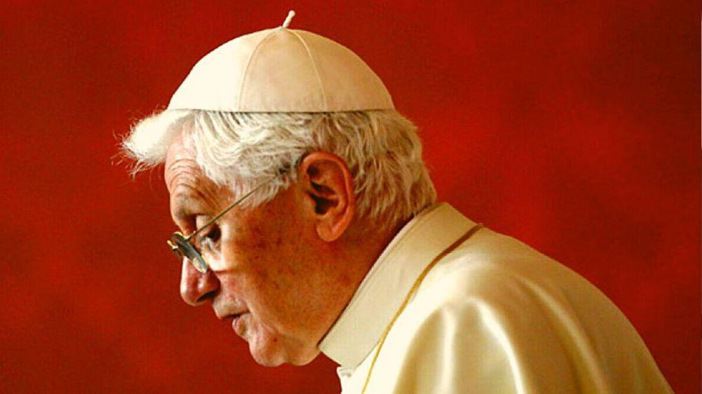 Benedicto XVI habla de nuevo: en la Iglesia hay que separar a creyentes y no creyentes