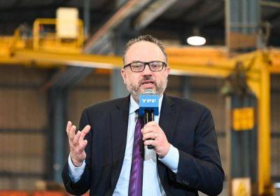 Kulfas ponderó la recuperación del empleo en la industria y el avance del sector