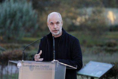 Ciudad: Rodríguez Larreta anuncia nuevas flexibilizaciones
