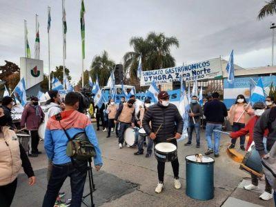 Denuncian persecuciones y amenazas a delegados desde que armaron una agrupación opositora en el gremio de gastronómicos