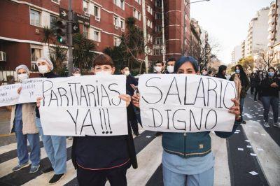 Con la paritaria de Sanidad estancada, Daer lanza una huelga de 24 horas en todos los sanatorios privados del país