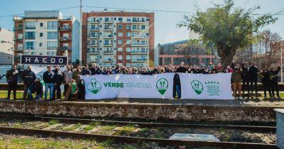 APDFA presentó la agrupación Verde y Blanca en busca de renovar la conducción