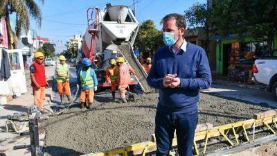 Sujarchuk supervisó importantes obras de infraestructura en Belén de Escobar e Ingeniero Maschwitz