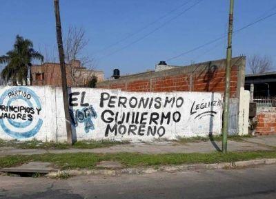 Con Leguiza como precandidato local, el partido de Guillermo Moreno presentó lista en Berisso