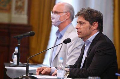 Estatales bonaerenses vacunados podrán ser convocados a retomar el trabajo presencial