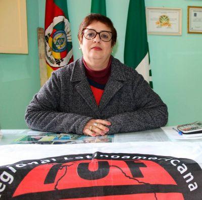 """""""Quiero hacer crecer a mi sindicato y sumar a más mujeres"""""""
