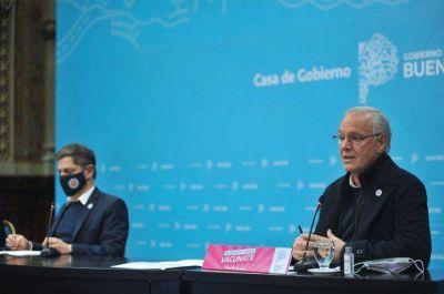 Kicillof aceptó la renuncia de Gollan y designó a Kreplak como ministro de Salud