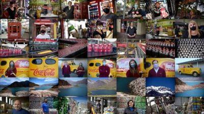 Iguazú destacada en el reporte ambiental de Coca Cola
