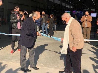 Dulce Granados destacó la llegada de una nueva industria a Ezeiza