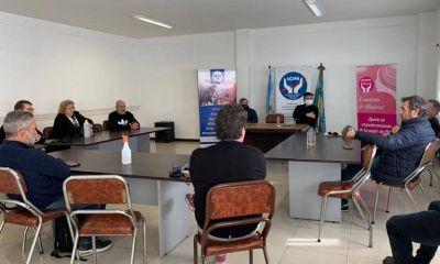 Gastronómicos se reunieron con el sindicato UTHGRA para analizar la situación del sector