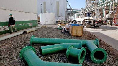 Mientras espera definiciones sobre la ley de biocombustibles, Bio4 paró por mantenimiento