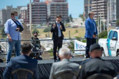 Por un nuevo convenio, la Ciudad donará 20 patrulleros al Ministerio de Seguridad y reparará otros 31