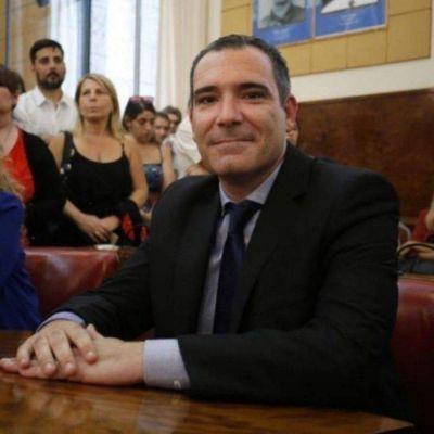 Agustín Neme es el nuevo presidente de Vamos Juntos