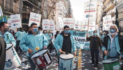 El Gobierno prorrogó la conciliación obligatoria para Sanidad y se enciende el conflicto con los trabajadores