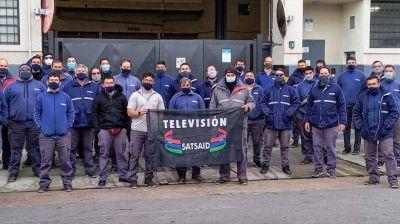El Sindicato de TV logró un preacuerdo del 40% en circuitos cerrados y lo debate en asambleas