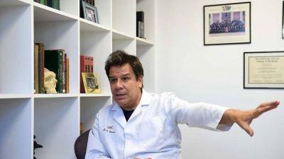 Facundo Manes arrancará la campaña en su ciudad natal y buscará dejar atrás la confrontación con Santilli
