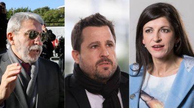 Fernanda Vallejos y Aníbal Fernández cruzaron a Martín Tetaz por su proyecto para independizar el BCRA