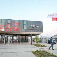 Embotelladora Andina bajan beneficios pero aumenta sus ingresos en el Q2