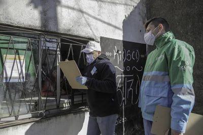 ACUMAR en Lomas de Zamora: comenzó las jornadas de evaluación de salud ambiental casa por casa