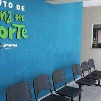 Ferraresi y Simone inauguraron la ampliación de la Secretaría de Deportes y la remodelación del Instituto de Medicina del Deporte de Avellaneda