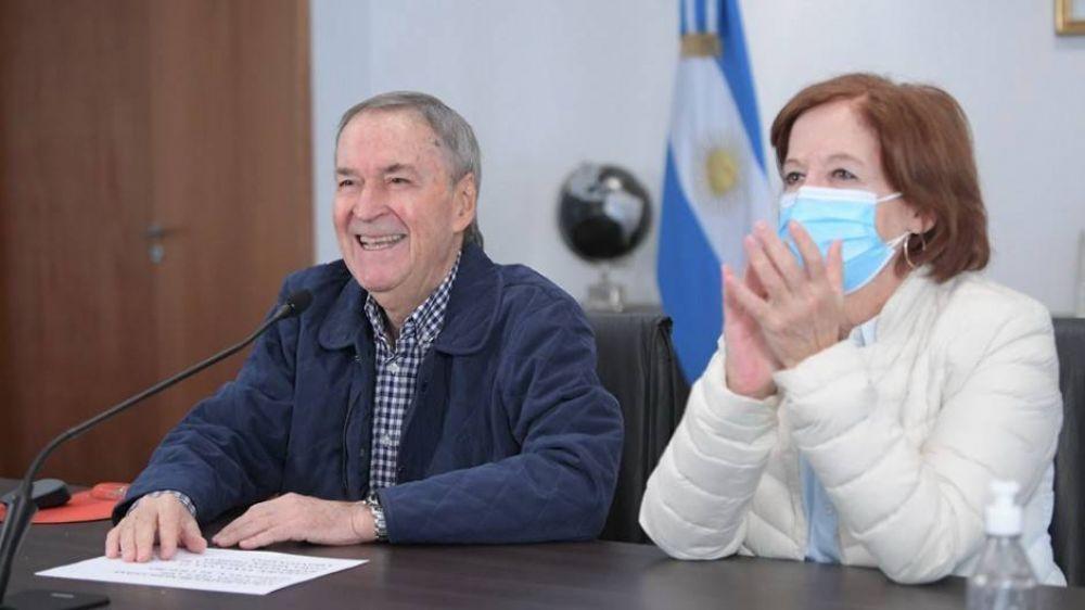 Schiaretti se pone al frente de la campaña y sale a confrontar con Cristina