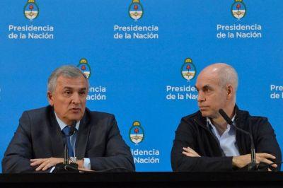 Gerardo Morales responsabilizó a Rodríguez Larreta por los ataques contra Facundo Manes
