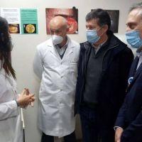 San Isidro sumó nuevo equipo simulador de cirugías oftalmológicas