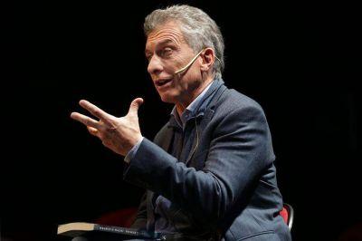 """Mauricio Macri """"recalcula"""" su rol en la campaña por la tensión de las internas"""
