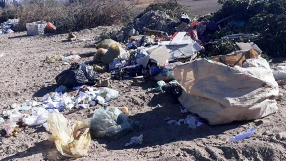 Advierten sobre microvertederos, escombreras clandestinas y transporte ilegal de residuos