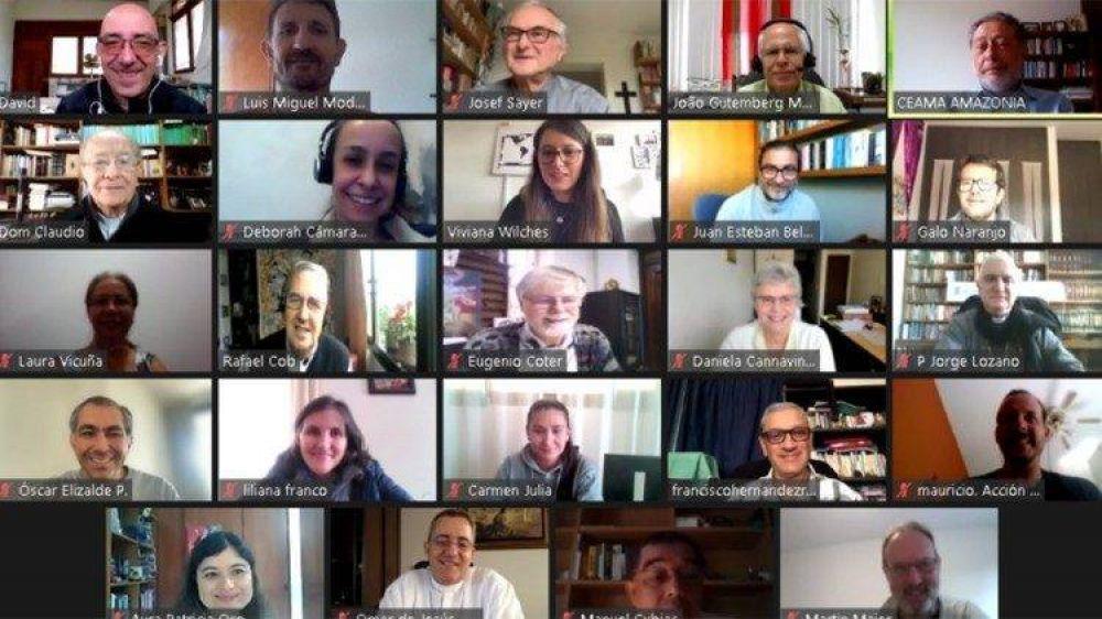 Asamblea CEAMA reflexiona sobre Plan Pastoral de Conjunto y Asamblea Eclesial