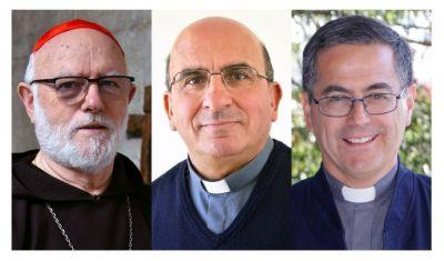 """Presidencia de la Conferencia Episcopal muestra su deseo de """"servir a los otros obispos y a la Iglesia de Chile"""""""