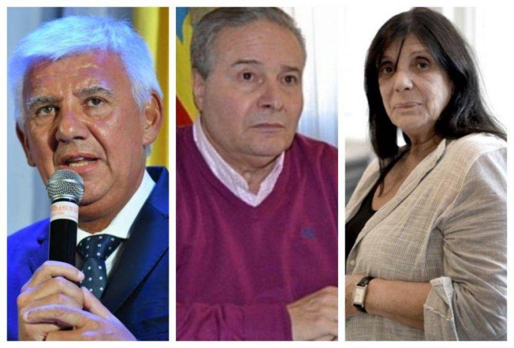 Precandidatos y cargos: intendentes avisan que no renuncian y Teresa García sigue