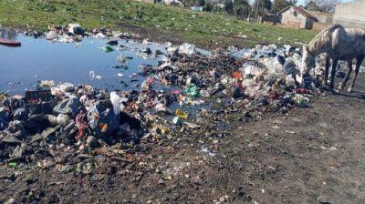"""Malvinas Argentinas: """"necesitamos resolver la problemática de la basura"""""""