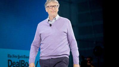 ¿Una persona perezosa puede ser buena trabajadora? Esto dice Bill Gates