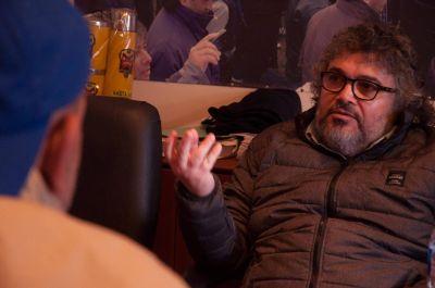 """Daniel Yofra: """"Alberto es muy riguroso con los trabajadores y muy blando con los empresarios, al revés que Cristina"""""""