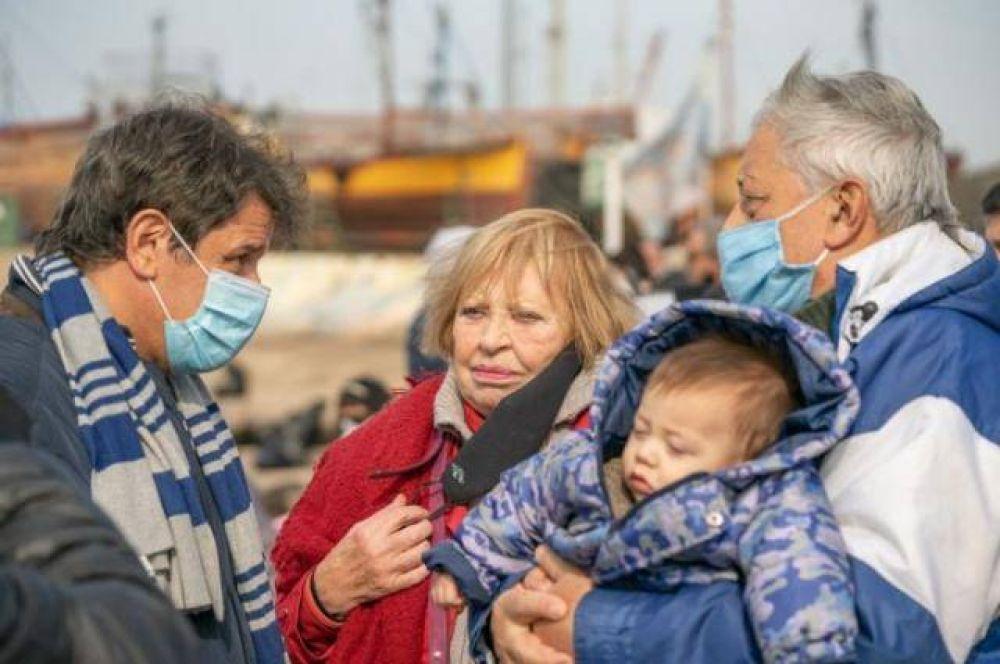 """""""Vengo a proponer la agenda del desarrollo"""" dijo Facundo Manes en Mar del Plata"""