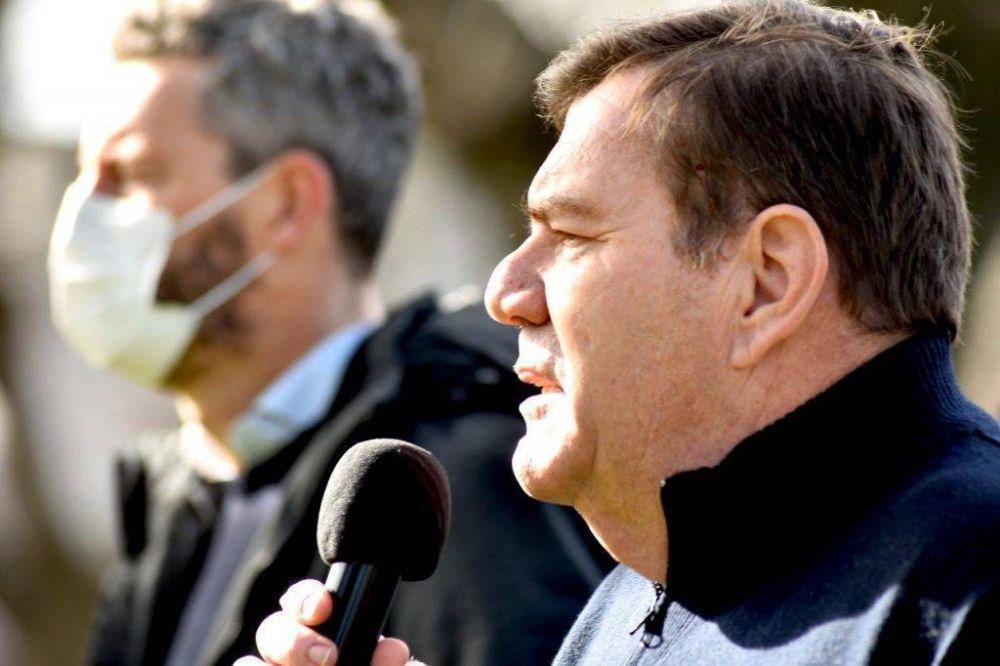 Montenegro y Raverta ya marcan el rumbo de la campaña electoral