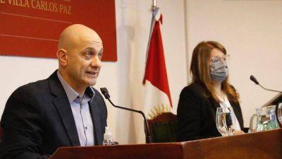 «Los servicios públicos están volviendo a los vecinos» dijo Gómez Gesteira