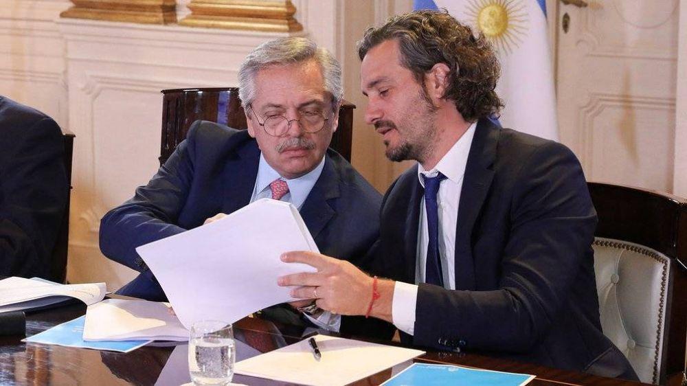 Alberto Fernández demora la definición del sucesor de Agustín Rossi e intentará preservar el equilibrio interno del Gabinete
