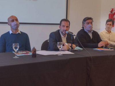 """Sujarchuk: """"El pueblo argentino está podrido de la política sucia y la oposición sabe mucho de eso"""""""