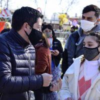 Las plazas de Malvinas Argentinas van a contar con actividades gratuitas en el mes de la niñez