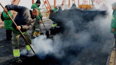 Lanús: Realizaron obras de puesta en valor en el Puente Alsina