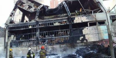 La Cervecería Quilmes informó que no hubo víctimas ni heridos en el incendio