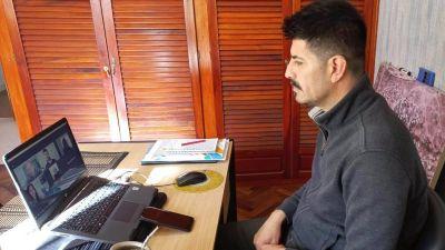 Cierre de una carrera en Sampacho: Miranda aseguró que hablará del caso con Grahovac