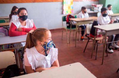 Vuelta a clases en Mar del Plata: más personal y ampliación de burbujas
