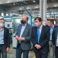 El millonario gesto de industriales a Perotti en el inicio de la campaña