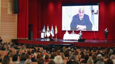 Con acceso libre para docentes de todo el mundo, comenzó el Congreso Internacional de Educación