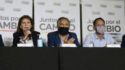 """""""El adversario es el otro"""": qué dice el documento que selló la tregua interna en Juntos por el Cambio"""