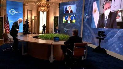Alberto Fernández almorzará con el principal asesor de seguridad de Biden para fortalecer la relación bilateral con la Casa Blanca