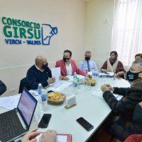 Maderna asume la presidencia del GIRSU